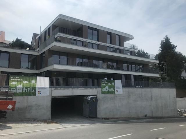 Haus 2 und 4 der Panoramabögen in Waldenbuch